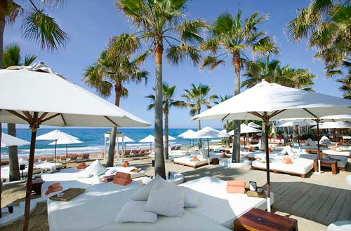 Marbella-beach-club-Costa-del-Sol